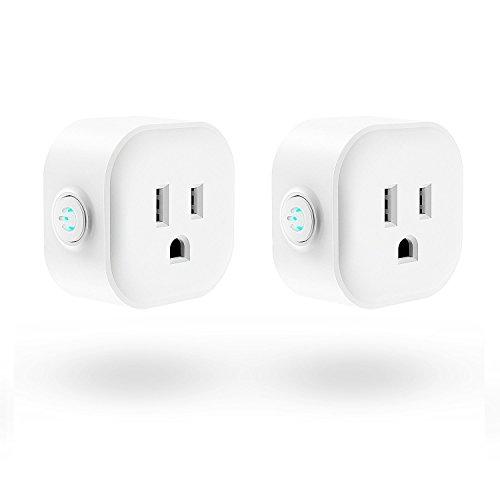 Maxcio Mini Google Assistant Enabled Smart Plug