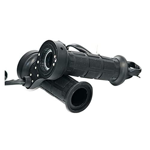 MINGYUYUYY Puños con calefacción de Motocicletas 7/8'22 mm Manillar Agarre Caliente Ajuste para Moto Scooter Calentador de Mano con Extremo de Barra 12V 24V