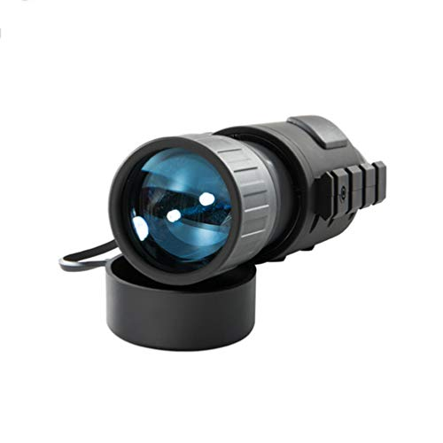 WNTHBJ Digitales monokulare Nachtsichtgerät, Foto- und Videostreife Nacht Teleskop, Golf bewegliches im Freien Teleskop