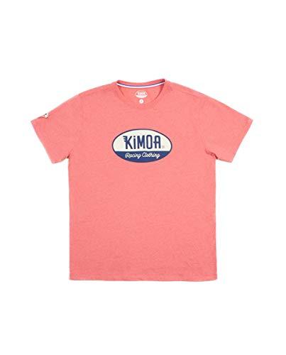 Kimoa Camiseta Club Roja, Unisex Adulto, Rojo, S