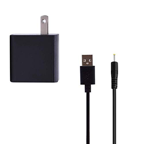 Home AC Wall Charger Fit for Dragon Touch X10 10 Inches Tablet PC Power Supply Adapter Cord