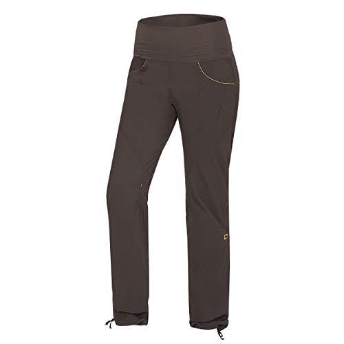 Ocun W Noya Pants Braun, Damen Hose, Größe XL - Long - Farbe Brown - Yellow
