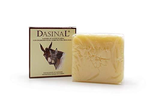 Saponetta al latte d'asina - Dasinal - Centro Naturale - offerta da 2 confezioni