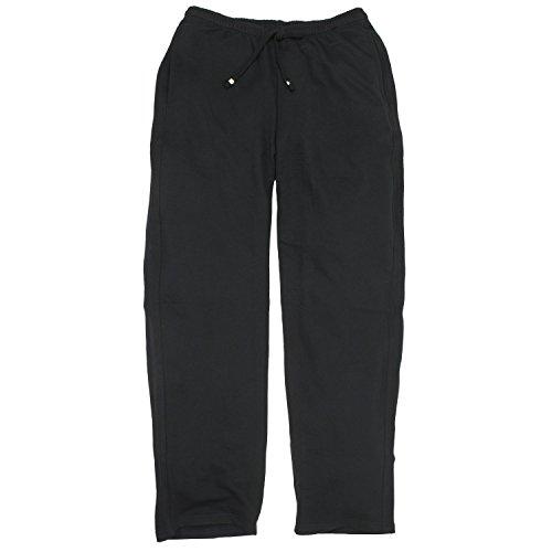 Redfield Jogginghose in schwarz Übergrößen bis 8XL, Größe:7XL