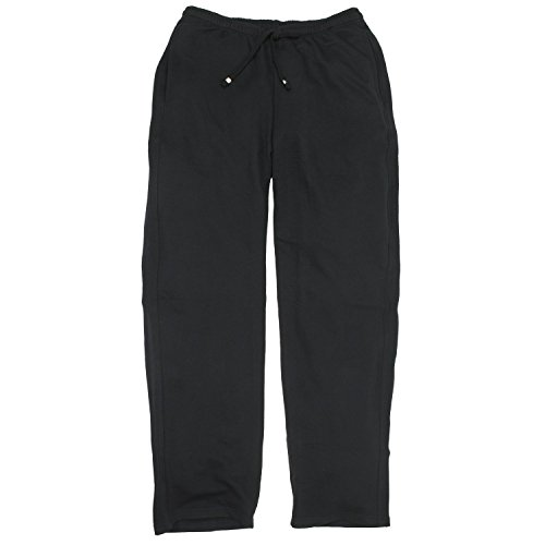 Redfield Jogginghose in schwarz Übergrößen bis 8XL, Größe:8XL