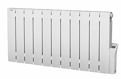 ACOVA ACA50040040 - Radiateur électrique en aluminium à inertie fluide - Gamme Cotona - 1000 Watts - Ecran LCD