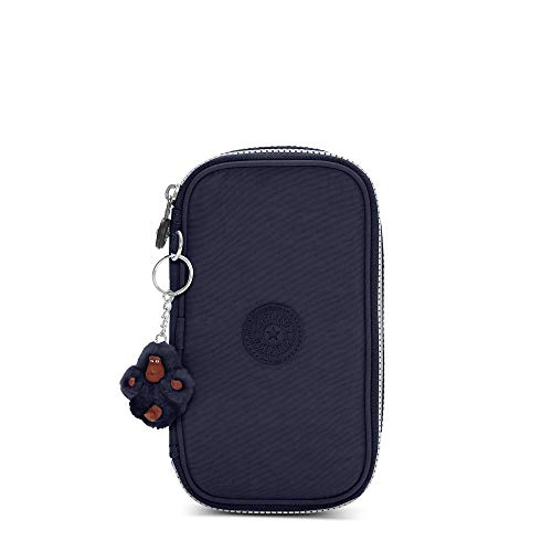 Kipling 50 Pens Case True Blue