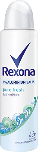 Rexona Deospray Pure Fresh ohne Aluminium, 150 ml