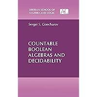 Countable Boolean Algebras and Decidability (Siberian School of Algebra and Logic)【洋書】 [並行輸入品]