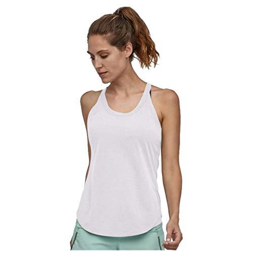 YinGTral Damen Sexy Casual Sport Solid Yoga Shirts Krawatte Workout Racerback Tank Tops