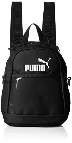 PUMA Damen Rucksack Core Minime Backpack schwarz/weiß