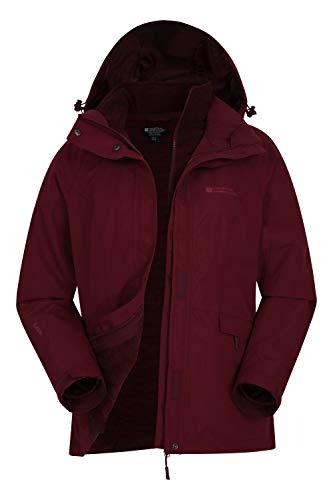 Mountain Warehouse Storm 3 in 1 Women's Waterproof Jacket