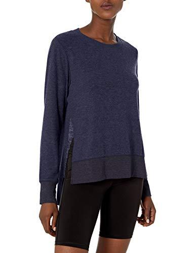 Alo - Camiseta de yoga de manga larga para mujer