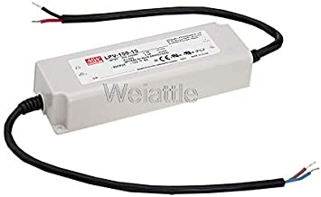 12V 15V 24V 36 V 48V 10 8 6.3 4.2 3.2A MEANWELL LPV-150-12 150W AC-DC LED Lighting Drive Switching Power Supply Constant Voltage