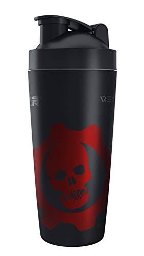 RESPAWN RC81-03010101-R3U1 – Coctelera (acero inoxidable), Edición Gears of War 5, 20 oz, 1
