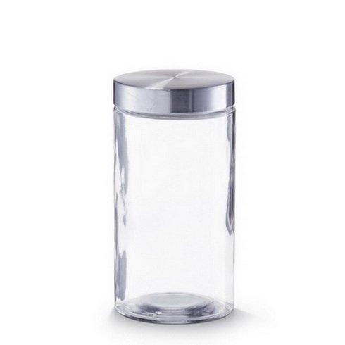 1x Vorratsglas NORBERT 1600 ml Glas, kleines Glas
