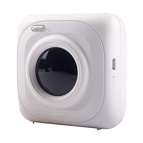 NBLYW Mini draagbare Bluetooth Mini Thermo Printer Wireless Direct Bluetooth voor iPhone/iPad/Mac/Android-apparaten