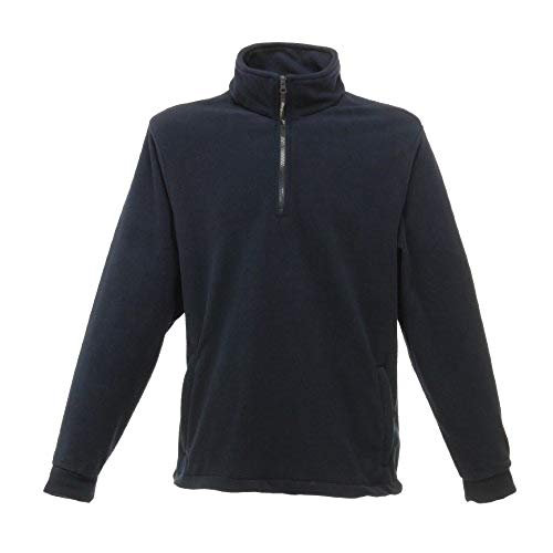 Regatta Herren Overhead Fleece Jacke, Dunkles Marineblau, XL