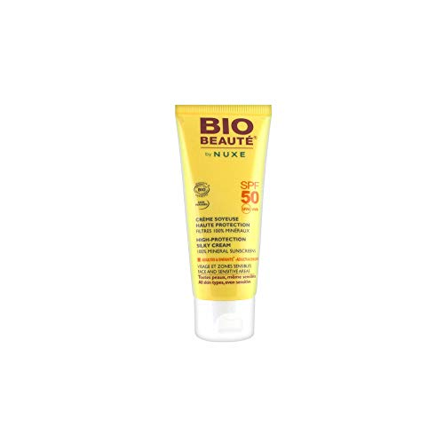 Bio Beauté Crème Soyeuse Haute Protection SPF 50 50 ml