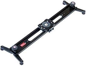 "PROAIM Zeal 2ft / 24"" Camera Slider with up to 25Kg Load Capacity | Professional DSLR Video Tripod Slider for Sony Nikon C..."