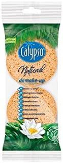 Spontex Calypso Natural Makeup Removal Sponges