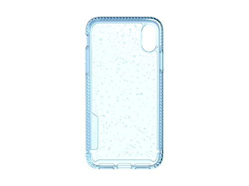 Tech21 Pure Soda Phone Case Cover for Apple iPhone X/iPhone Xs - Ice Blue