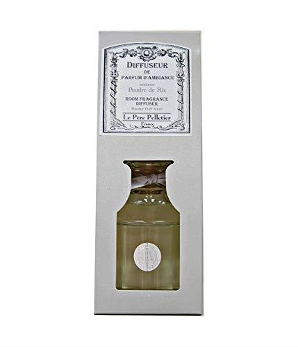 LE PERE PELLETIER - Diffuseur de Parfum 250 ML Poudre de Riz