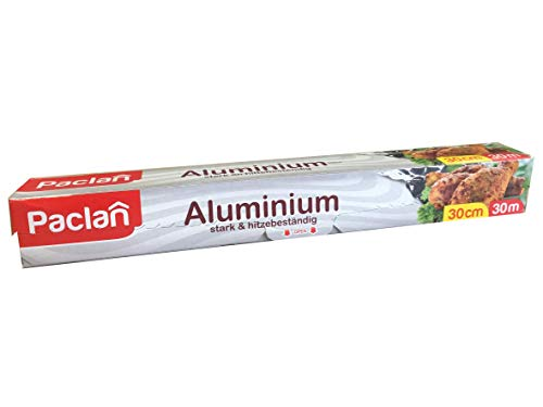 Paclan Alufolie, 30m, 318 g