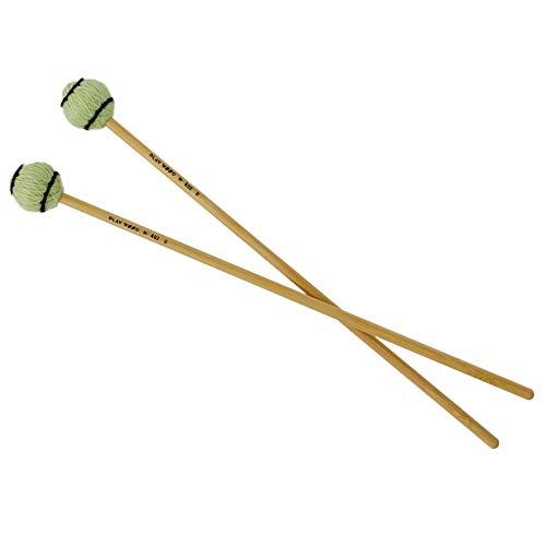 PLAY WOOD プレイウッド マリンバ・ビブラフォン用毛糸巻きマレット M-402B