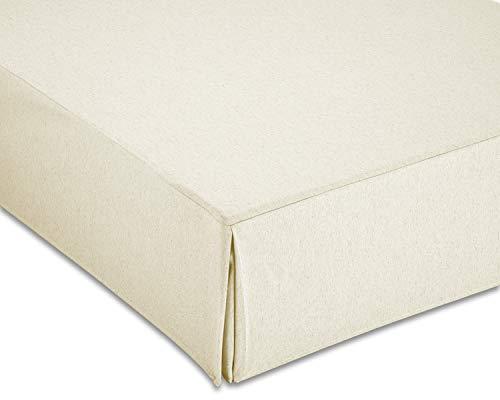 Cardenal Textil Levante Piedra Cubre Canape, Cama 150