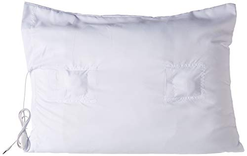 PillowPlayer™ Pillow Speakers & Pillowcase with...