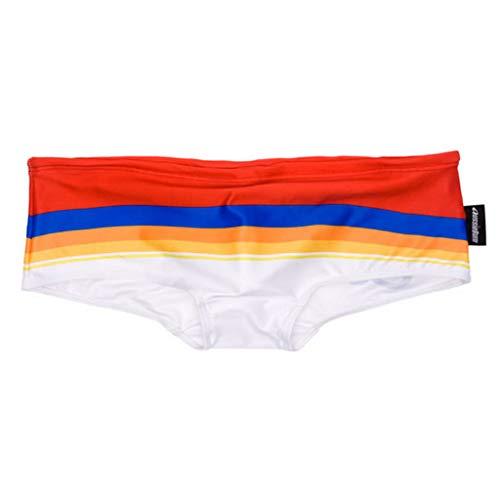 Sale!! Calzoncillos De Baño para Hombres Moda De Verano Trajes De Baño Calzoncillos De Impresión ...