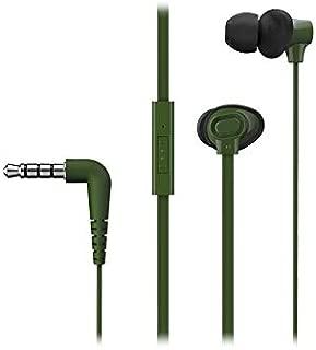 Panasonic RP-TCM130-G Canal Type in-Ear Headphones RPTCM130 Green