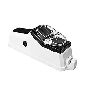 Ashley GAO USB eléctrico cuchillo afilador tungsteno diamante cerámica más larga vida servicio tijeras afilador amoladora