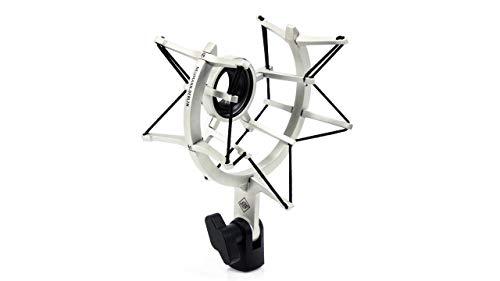 Neumann EA 4 Elastic Suspension Shockmount (Nickel)