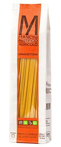 Mancini Pastificio Agricolo - Spaghettoni 500 Gram.