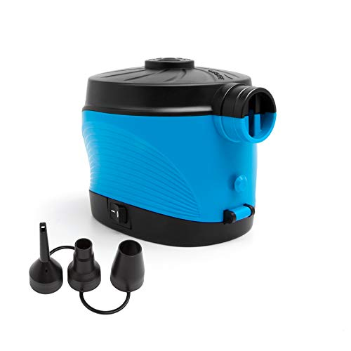 BIUBIU Battery Electric Air Pump, Portable Electrical Air...