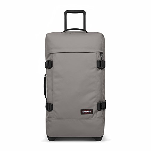 Eastpak TRANVERZ M Hand Luggage, 67 cm, 78 liters, Grey (Concrete Grey)