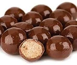 malted milk balls without chocolate coating