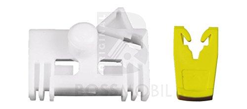 Bossmobil C3 Pluriel (HB_), Delantero izquierdo, kit de reparación de elevalunas...
