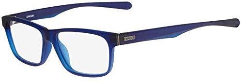 Dragon DR120 Peter 400 55 Gafas de Sol, Azul (Matte Navy), 55.0 para Hombre