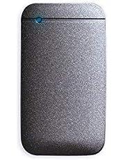 エレコム ポータブルSSD 1TB USB3.2 (Gen1) USB-Cケーブル付属 ブラック データ復旧サービスLite付 ESD-EF1000GBKR