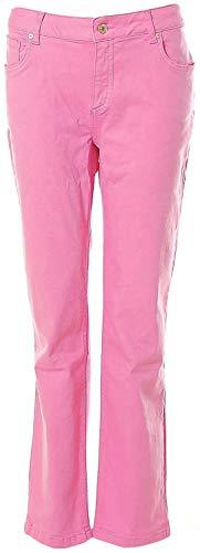 JETTE Damen Pocket Jeans Hose Jeanshose (W34/L32, Candy)