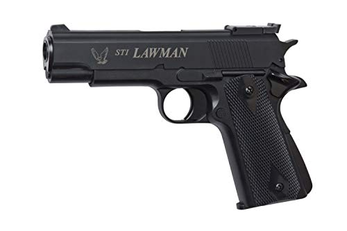 STI Lawman Pistola da Softair Soft Air 6mm da 1 Joule