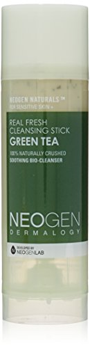 NEOGEN DERMALOGY Real Fresh Cleansing Stick Green Tea, 2.28 oz