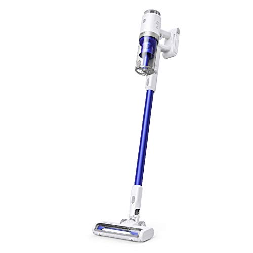 eufy HomeVac S11 Infinity, Cordless Stick-Vacuum Cleaner, Lightweight, Cordless, 120AW Suction Power, Additional Detachable Battery, Deep Clean Carpet to Hard Floor