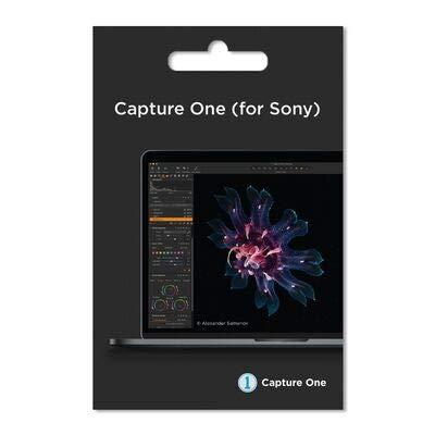 Capture One Pro 20 für Sony