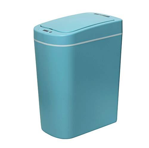 TOO STC-7 - Cubo de basura con sensor de movimiento, cubo de