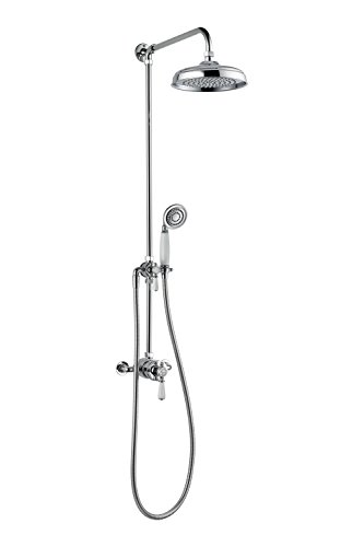 Mira Showers 1.1735.002 Realm Exposed Rigid with Diverter (ERD) Mixer Shower,...