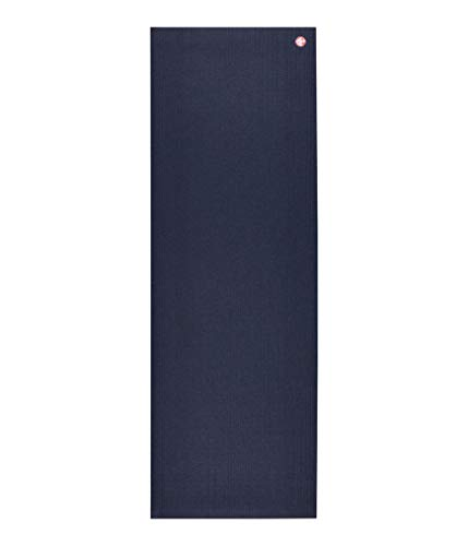 Manduka 112011110 Prolite Yoga Mat For Kids, Midnight, 79